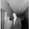 Frank Hofues will case, 1957