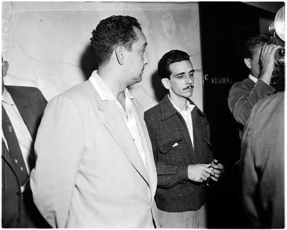 Cuban gunsmiths, 1958