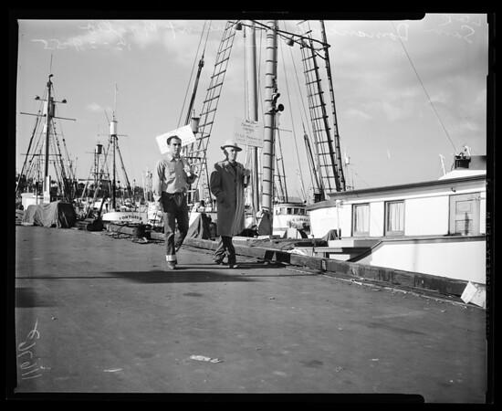 Fishboat strike (San Pedro), 1955