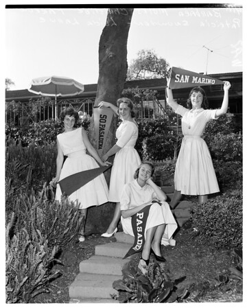 Pan Hellenic Women, 1960