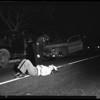 Traffic ...Olympiad Drive, 1951