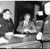 University of California, Los Angeles Coach arrested for drunk driving (West Los Angeles Jail), 1951