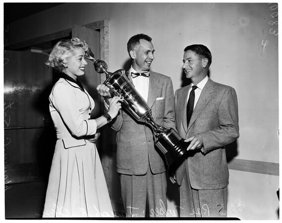 Los Angeles Beautiful Awards, 1953