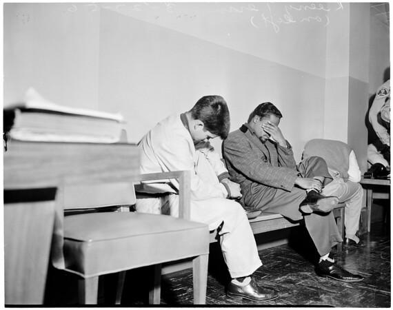 Narcotics Grand Jury, 1956