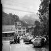 Laurel Canyon fire, 1954
