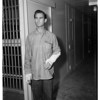 Long Beach police murderer (in Long Beach City Jail), 1960