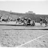 Football -- Rose Bowl -- Washington vs. Wisconsin, 1960