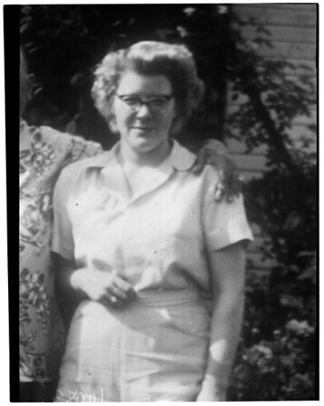 James K. Arlen -- 54 years (Pasadena realtor -- conducted secret romance with best friend's wife), 1953