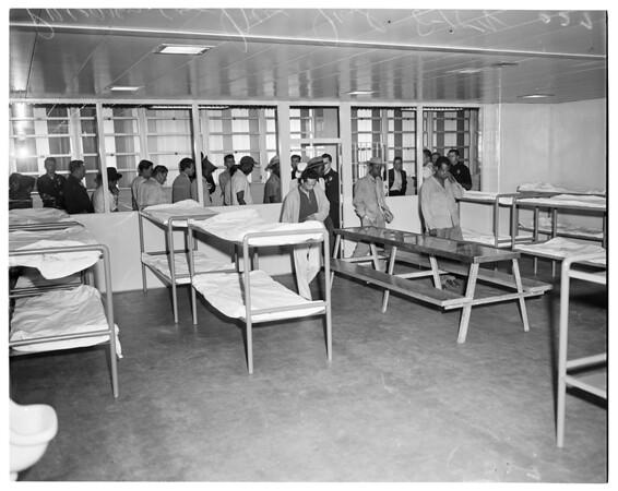Prisoner transfer, 1955