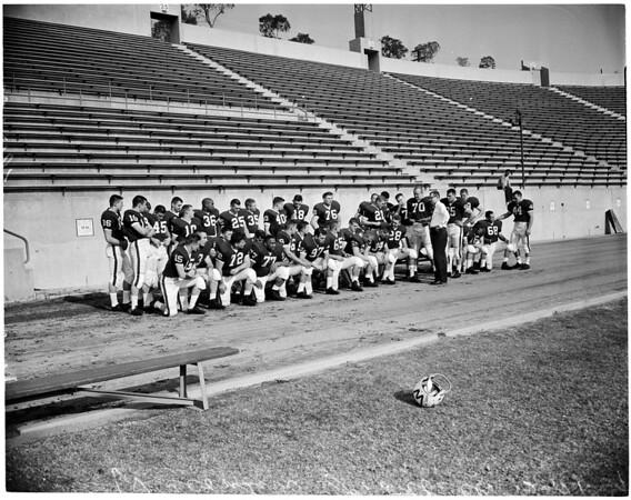 Football Wisconsin,1960