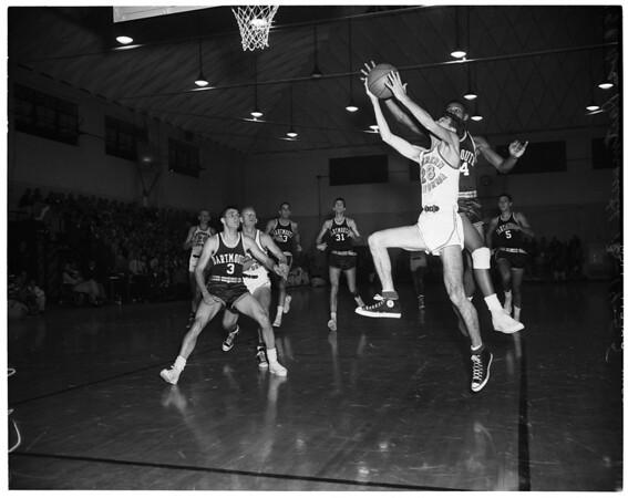 University of Southern California versus Dartmouth (basketball), 1955