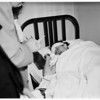 Attempt suicide Hollywood Receiving Hospital, 1951