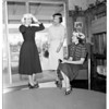 Catholic Big Sisters Guild luncheon -- Fashion show, 1957