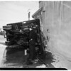 Truck accident (Pico Boulevard and Stearns Drive), 1951