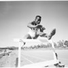Ken Thompson (University of California, Los Angeles track star), 1957