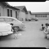 Shooting at Braddock School, 1954