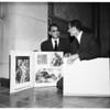 Art hearing, 1951