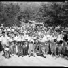 Holy Family Adoption Service picnic, 1954
