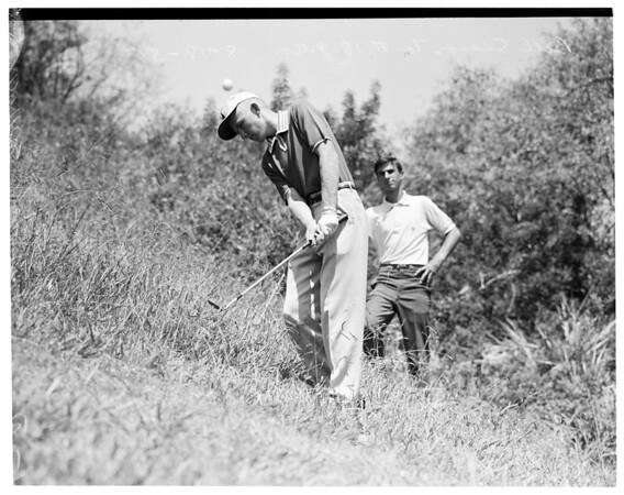 Hearst National Junior Golf Finals, 1955