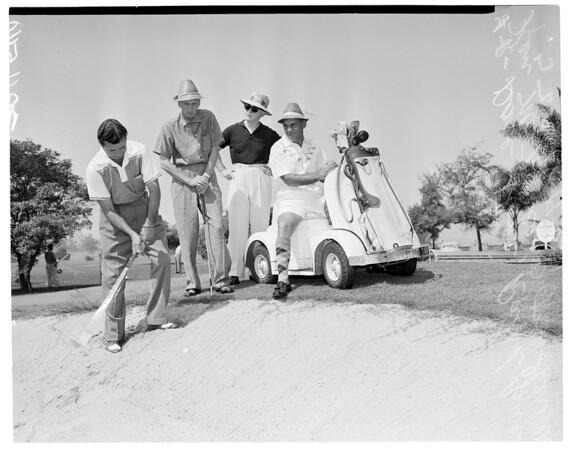 Apparel Golf -- Fox Hills,  1955