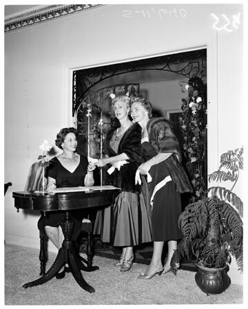 Gateways Ball , 1955