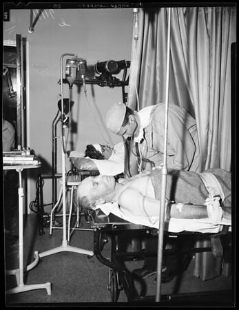 Shooting at Braddock School, 1954