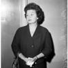 Rennie Divorce, 1960