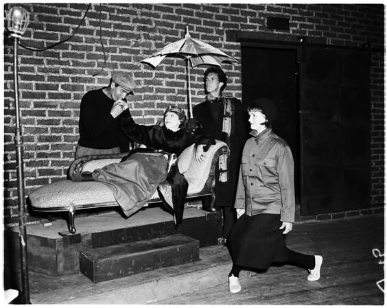 Cave Dwellers, 1958