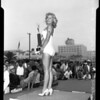 """""""Miss Muscle Beach of 1954"""", 1954"""