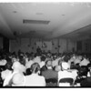 Alcoholics Anonymous convention at LaFayette Hotel, 1960