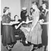 Ticktockers Tea, 1957
