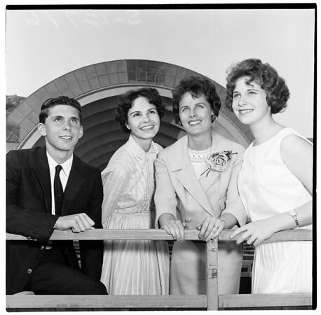 Hollywood Bowl anniversary, 1960