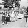 Camellia Festival, 1956