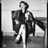 Alimony hearing, 1954