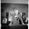 Mayor's Narcotic Hearing, 1953