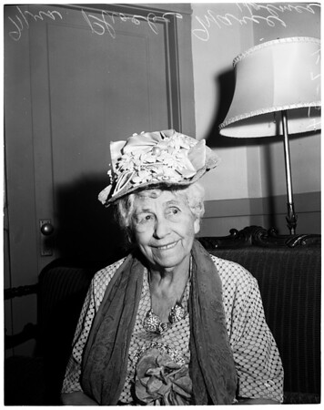 99 years old, 1954