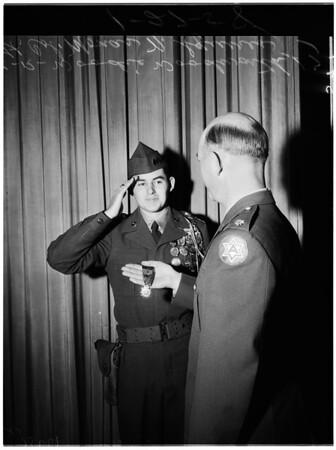 Hollywood High ROTC, 1958