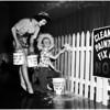 Clean up -- paint up, 1958