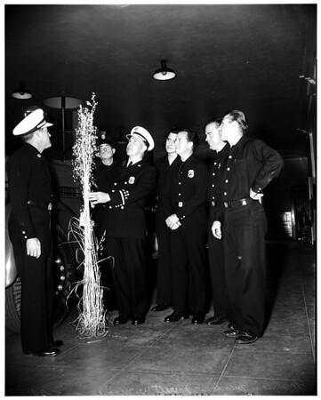 Wild oat hazard (fire hazard), 1952