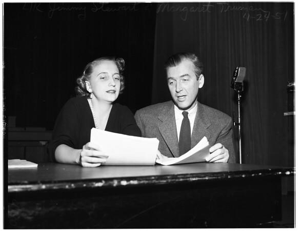Truman and Stewart, 1951