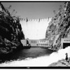 Copy negative of Hoover Dam, 1956