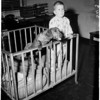 Lost boy at Norwalk Sheriff Station, 1958