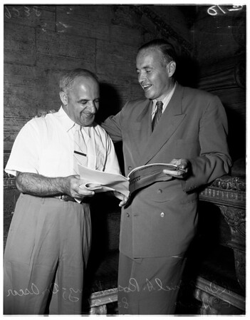 Limb study group, 1951