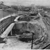 End of a detour, 1950