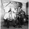 Burbank Symphony Orchestra, 1957