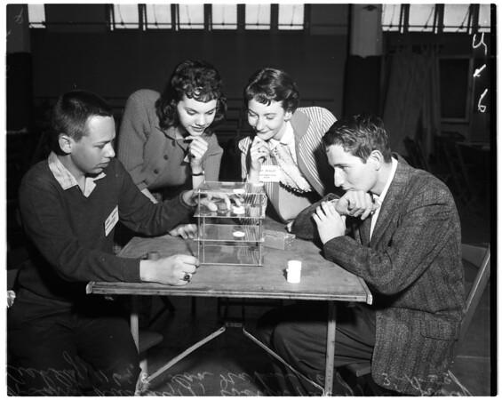 Occidental College (tic-tac-toe game), 1958