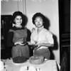 Cake contest winners, 1958.