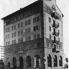 The newly opened Oak Knoll Branch of the Los Angeles First National Trust and Savings Bank, 1928