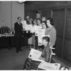 Sworn in to Bar (attorneys), 1958