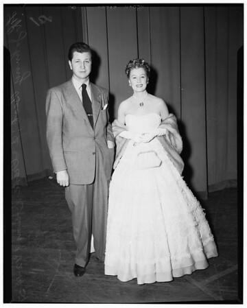 Irene Dunn, 1951